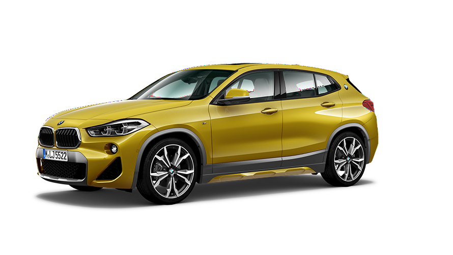 geam lateral BMW X2